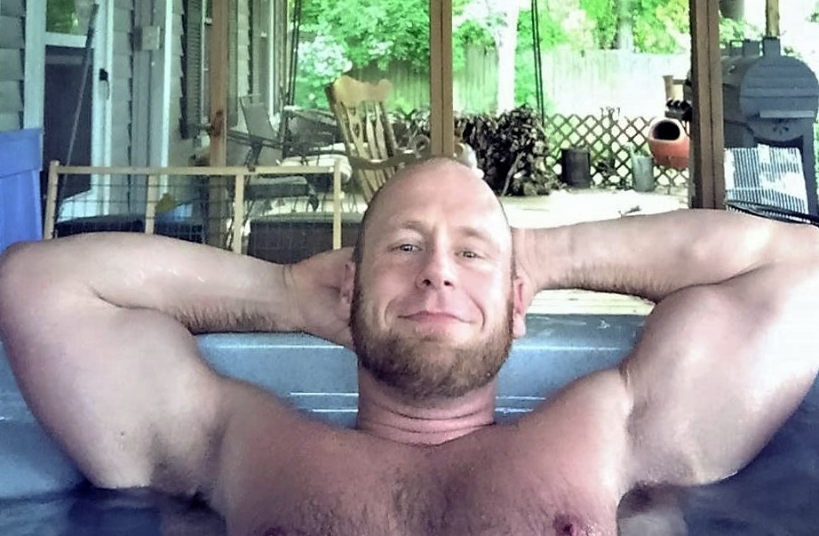 Bill Jacuzzi Crop