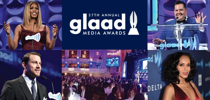 GLAAD Awards pic