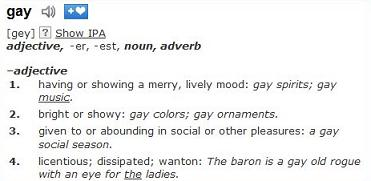Gay Def