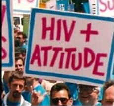 HIV Attitude Sign