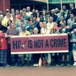 HIV cvanner crowd