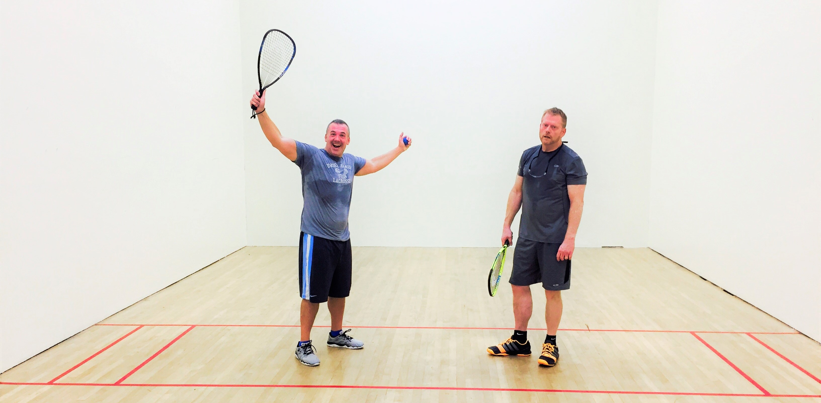 racquetball as an exercise in humility my fabulous disease