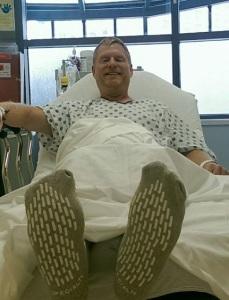 Mark Hospital Bed