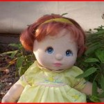 Redhead doll