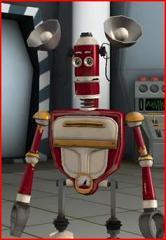 Robot DDF
