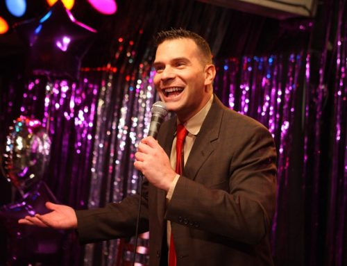 Comic Adam Sank Won't Do HIV Jokes. OK, Maybe One.