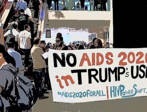 AIDS2020 Will Welcome All the Right People to the USA. What a Travesty.