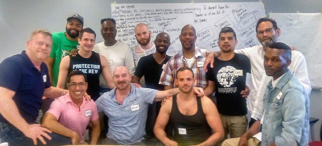 Gay Men Collective Group Photo crop