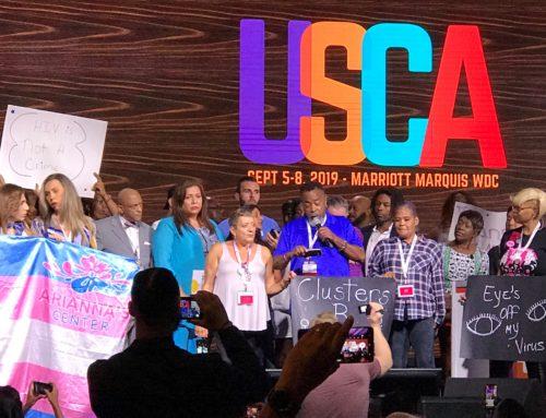 Activists Halt U.S. Conference on AIDS to Protest CDC