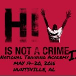 HIV Not Crime 2016 logo