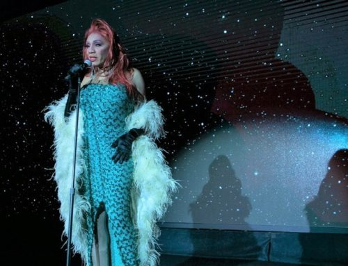 """Watch Jade Elektra sing """"Undetectable"""" at the U.S. Conference on AIDS"""