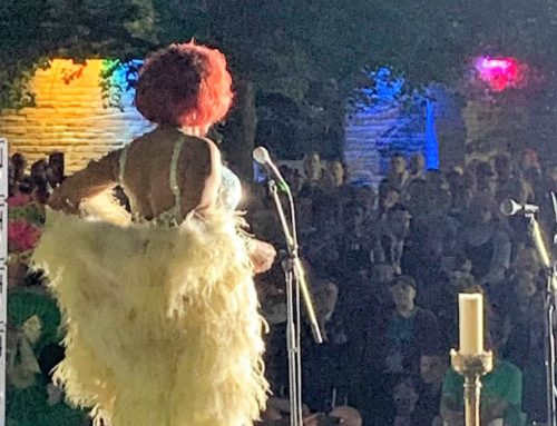A Drag Queen Sings 'Undetectable' at an AIDS Vigil and Melts the Internet