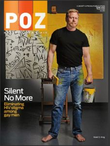 POZ Stigma Cover