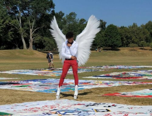 Solving the Mystery of the Queer Angel