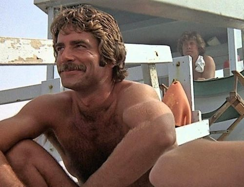 In Praise of Sam Elliott (and the Night He Showed Up for People with HIV)